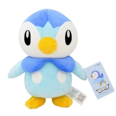 25cm Pokemon Piplup Character Collection Doll Anime Plush Toys ( Original  )