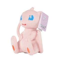 22cm Pokemon Mew Character Collection Doll Anime Plush Toys ( Original  )