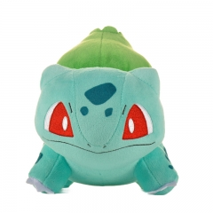 Different Size Pokemon Bulbasaur Character Collection Doll Anime Plush Toys ( Original  )