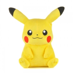 Different Size Pokemon Pikachu Character Collection Doll Anime Plush Toys ( Original  )