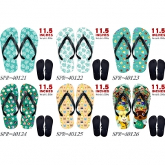 6 Styles Animal Crossing:New Horizons game Soft Rubber Flip Flops Anime Slipper