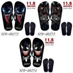 3 Styles Venom Soft Rubber Flip Flops Anime Slipper
