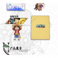 One Piece Luffy Anime Notebook