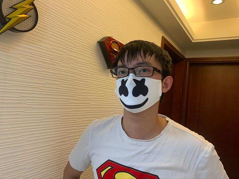 Demon Slayer:Kimetsu no Yaiba Cosplay Cartoon Mask Space