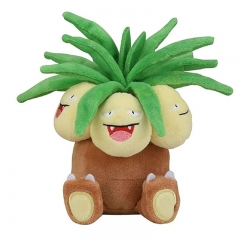 15CM Pokemon Exeggutor Cartoon Character For Kids Collectible Doll Anime Plush Toy