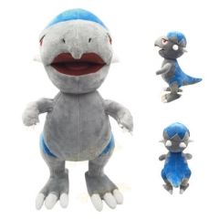 30CM Pokemon Rampardos Cartoon Character For Kids Collectible Doll Anime Plush Toy