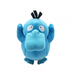 15CM Pokemon Psyduck Cosplay Cute Cosplay Cartoon For Kids Fancy Stuffed Doll Anime Plush Toy