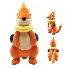 28CM Pokemon Buizel Cartoon Character For Kids Collectible Doll Anime Plush Toy