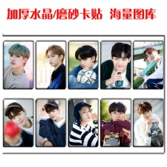 26 Styles K-POP Stray Kids Collectible Matte Stickers