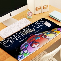 9 Styles Among Us Anime Mouse Pad Table Mat