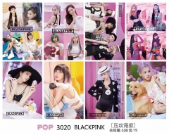 K-POP BLACKPINK Posters Set(8pcs a set)
