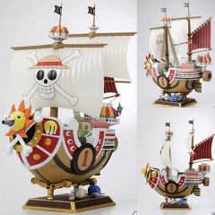 One Piece Thousand Sunny Boat Ship Toy Fashion High Quality Anime Figures 28CM
