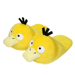 Pokemon Psyduck For Adult Anime Plush Slippers