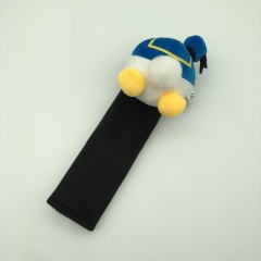 2 Styles Mickey Mouse and Donald Duck Shoulder Pad For Safety Belt Anime Cute Accessories