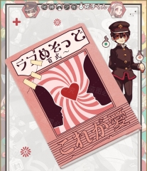 Toilet-Bound Hanako-kun Love Guide Notebook Anime Notebook A5