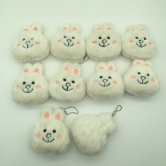 Bunny Cony Cute For Kids Anime Plush Coin Wallet Purse (10pcs/set)