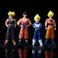 Dragon Ball Z Cartoon Toys Anime Figure Set 15cm