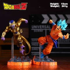 Dragon Ball Z Cartoon Toys Anime Figure Set cm