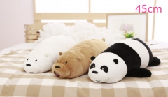 We Bare Bears Anime Plush Toy(3pcs/set) 45cm