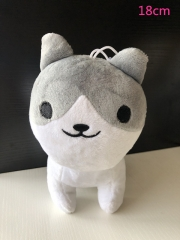 Neko Atsume Soft Doll Anime Plush Toy  18cm