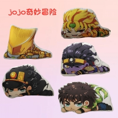 5 Styles 2 Sizes JoJo's Bizarre Adventure Kujo Jotaro Bruno Bucciarati Anime Pillow Toys