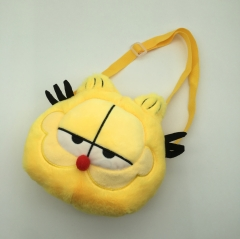 20*22CM Garfield: The Movie Anime Plush Bag