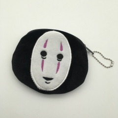 10*11CM Kiki's Delivery Service Anime Plush Purse