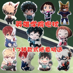 20 Styles 2 Sizes My Hero Academia Anime Plush Pillow Toy