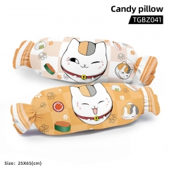 Natsume Yuujinchou Cartoon Cosplay Candy Shape Plush Stuffed Doll Cushion Pillow