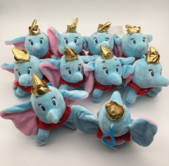16CM 10pcs/set Dumbo Movie Plush Keychain Set