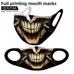 Mad Max 4 Mask Anime Face Mask Can Be Customized